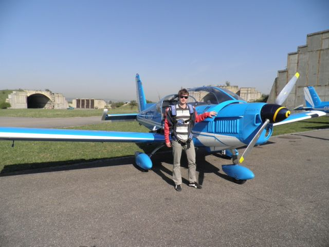 letecký výcvik