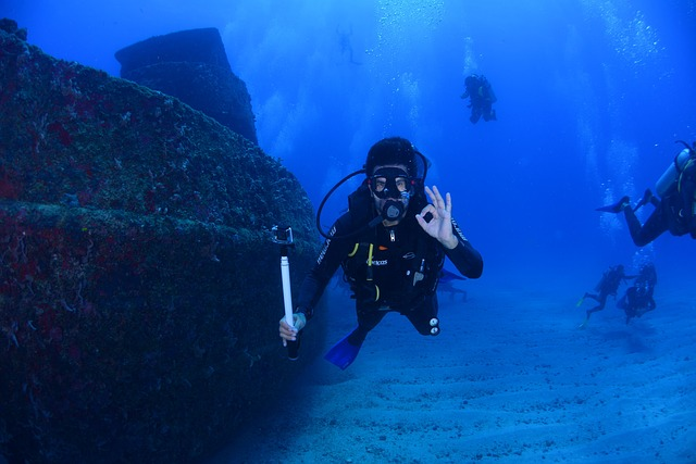 pojištění pro potápěče