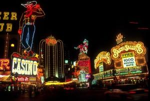 Noční život v Las Vegas? To je, oč tu běží...