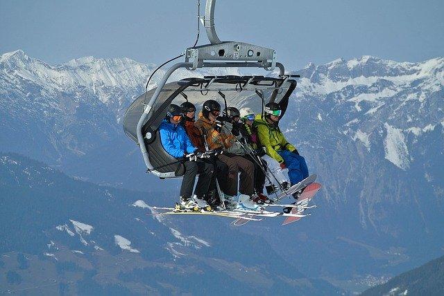 Nosiče lyží